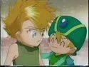Digimon Adventure 02  24 - Uzbrojony Ankylomon Ziemi