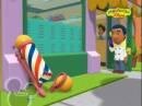 Złota Rączka Handy Manny 52 - Nowy Fryzjer