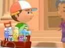 Złota Rączka Handy Manny 17 - Detektyw Wiórka