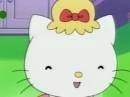 Hello Kitty 1A - Kwitnące Dzień Dobry