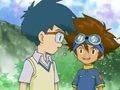 Digimon Adventure 02  28 - Pułapka Władczyni Owadów!!